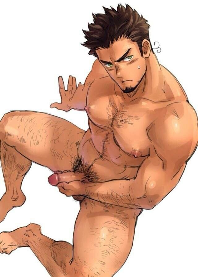 gay manga muscle