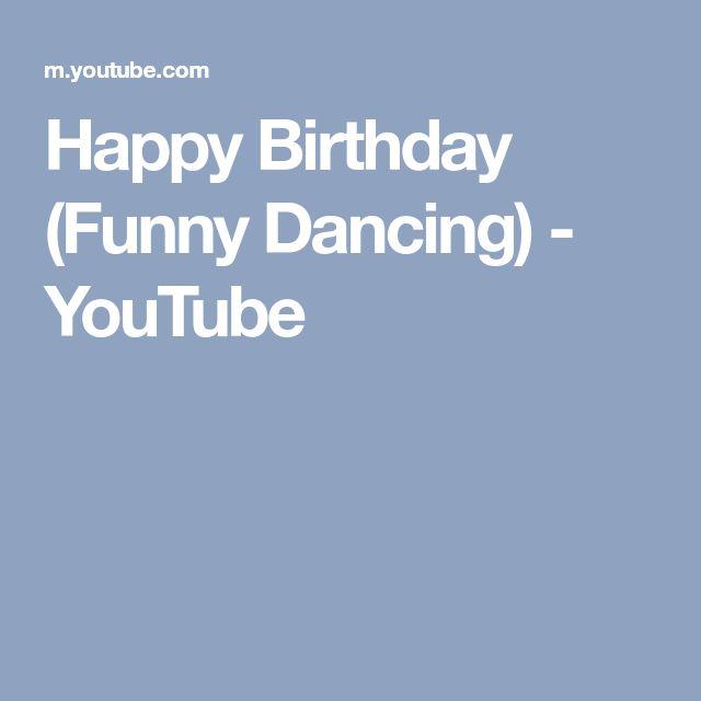 Best 25+ Happy Birthday Dancing Ideas On Pinterest