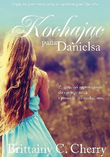 Okładka książki Kochając pana Danielsa