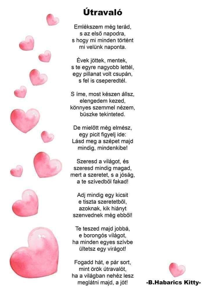 óvodai idézetek Pin by Edit Tarjányi on ballagás | Verses, Positivity, Family rules