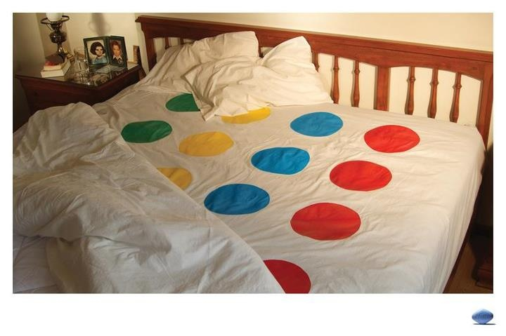 Twister bed