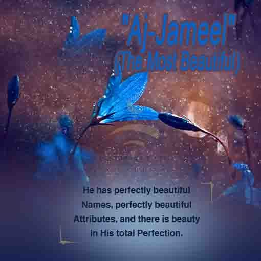 Life with Allah (Glorified and Exalted may He be) and His Beautiful Names and Supreme  http://en.islamkingdom.com/Doctrine_and_Tawhid/Know_Allah_by_knowing_His_Names_and_Attributes/Life_with_Allah_(Glorified_and_Exalted_may_He_be)_and_His_Beautiful_Names_and_Supreme_Attributes #Allah #islam #islamkingdom