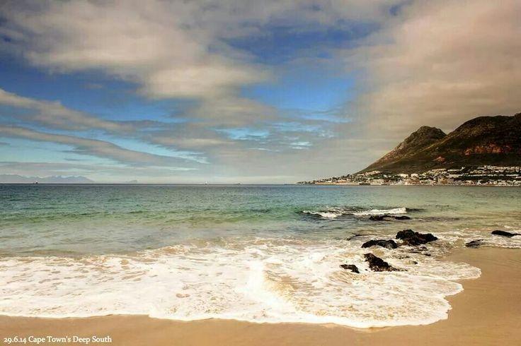 Mackeral Beach, Glencairn,Simon's Town.