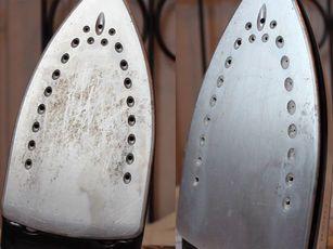 Rengjøring: Hvordan rengjøre strykejern? - Dinside Bolig