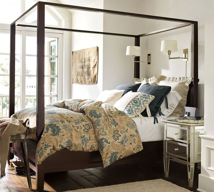 pottery barn karala - Pottery Barn Bedroom Decorating Ideas