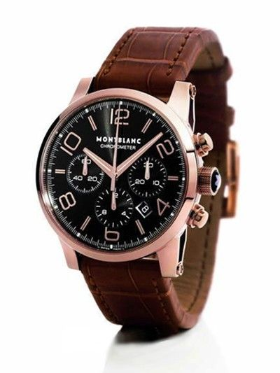 Replica MontBlanc Watch 2013 $179.00 http://www.swisstrendy.com/replica-montblanc-watch-2013-swiss-store-3a1890.html