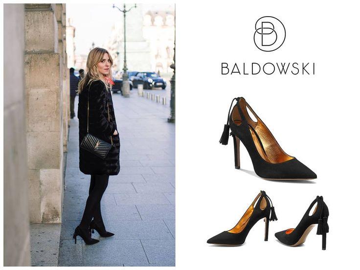 Kasia Tusk wearing Baldowski #kasiatusk #ootd #shoes #inspiration #fashioninspiration #streetstyle