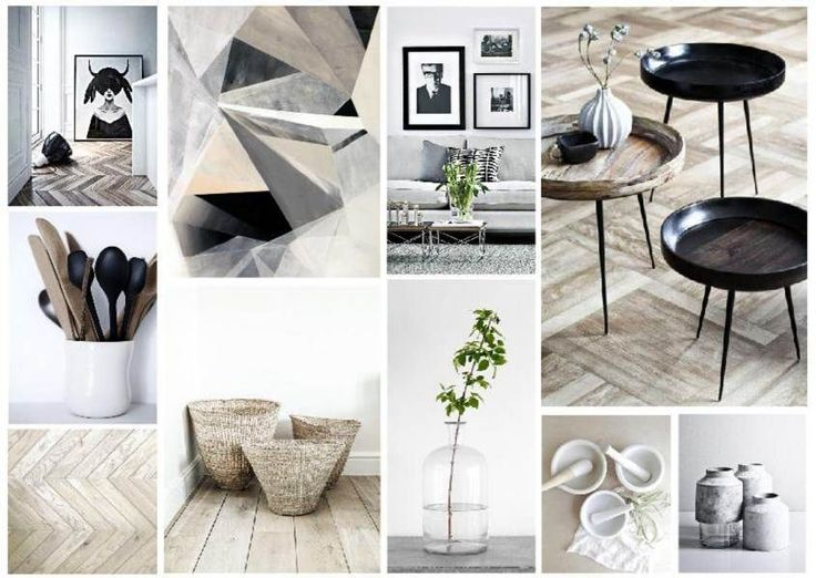 Scandinavian inspired, arty, natural sanctuary by Emeere Roberts @sampleboard.inspo