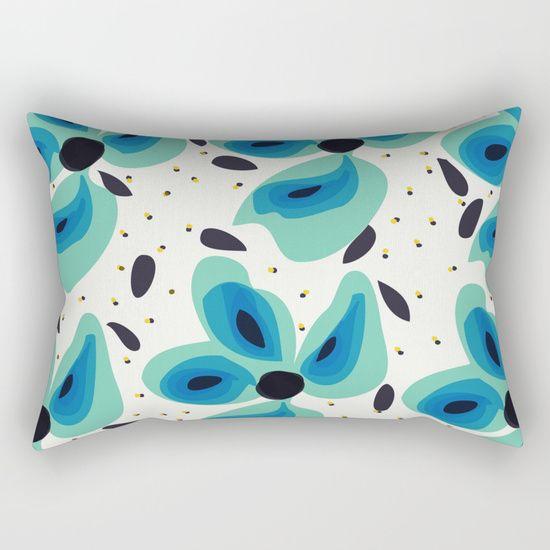 Lagon Rectangular Pillow