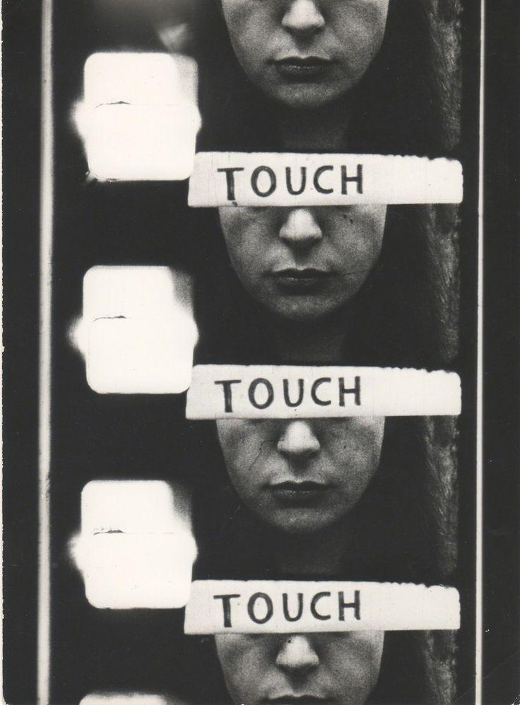 Ewa Partum, Tautological Cinema, 1973-1974, Galerie M+R Fricke