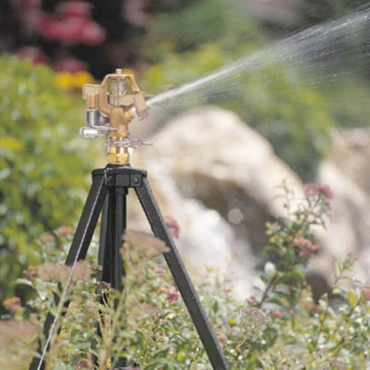 Orbit Telescoping Tripod Sprinkler - 1404-8664