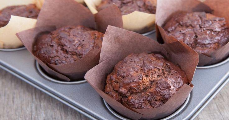 J'ai toujours eu un faible pour les muffins santé à base de yogourt grec, mais surtout SANS SUCRE! Comme pour celui-ci!