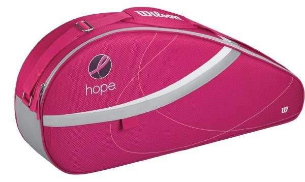 Wilson Hope 3 pack bag  Designed as WIlson's Breast Cancer awareness campaign,  $29.00