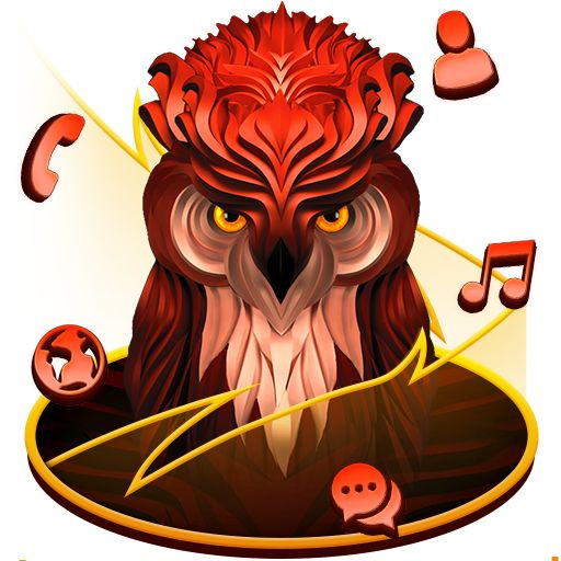 If you like #owl, then get this #angry #nightowl #theme on your #android #phone for free! Download nw...  #cmlauncher #Android #GooglePlay #Samsung #Oppo #Vivo #Nexus #Asus #Lenovo #smartphone #phone #mobile #3d #2d