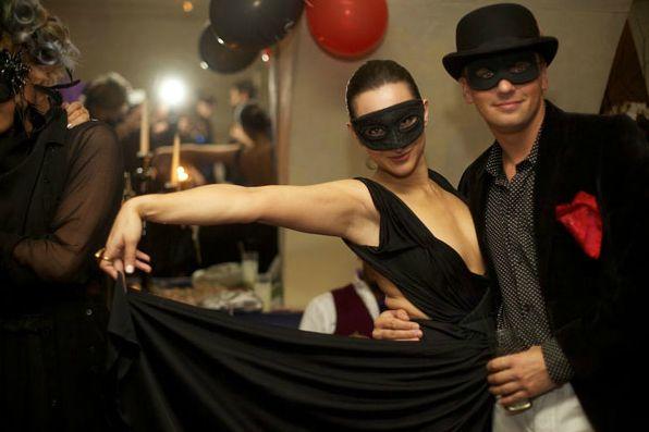 Nuit de bal