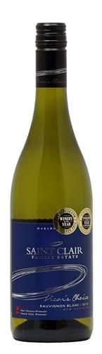 Saint Clair - Vicar's Choice Sauvignon Blanc - Marlborough, Nieuw-Zeeland - Wine of New Zealand - Vinthousiast, Rupelmonde (Kruibeke) - www.vinthousiast.be