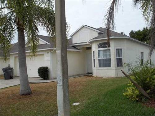€107,390 - 4 Bed House, Davenport, Polk County, Florida, USA
