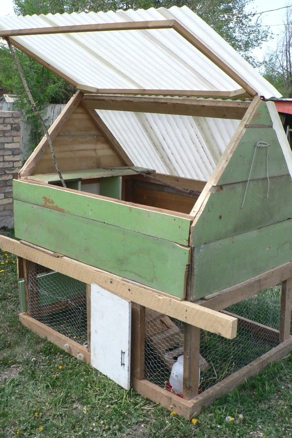 Simple DIY Chicken Coop kits you should try for the ...