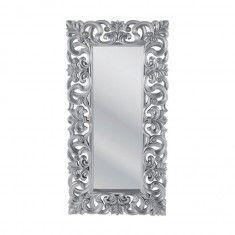 Zilveren spiegel Baroque S