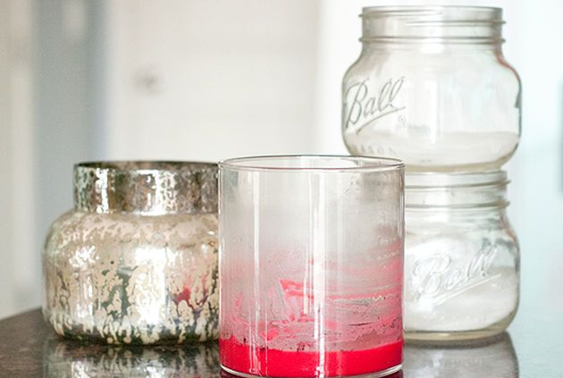 How To Get Leftover Wax Out Of Glass Jar