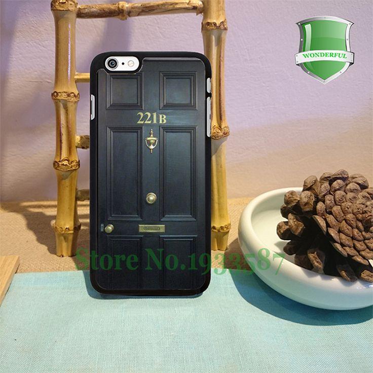 БИ-БИ-СИ Один Шерлок Мода Сотовый Телефон Случаях Для Iphone 6 s 6 sPlus 6 6 Плюс 5 5S 5c 4 4S T * 1094