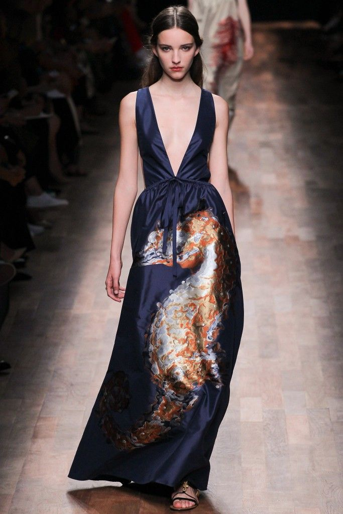 RUNWAY: Valentino Spring 2015 RTW Collection