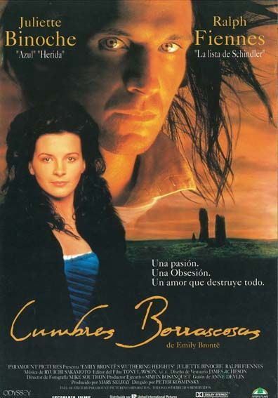"Cumbres borrascosas (1992) ""Wuthering Heights"" de Peter Kosminsky - tt0104181"
