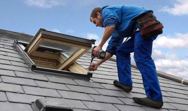 Replacing the whole roof or just doing repairs on a small section all  depend on the extent of the damage. If l… | Roof repair, Roof maintenance,  Roofing contractors