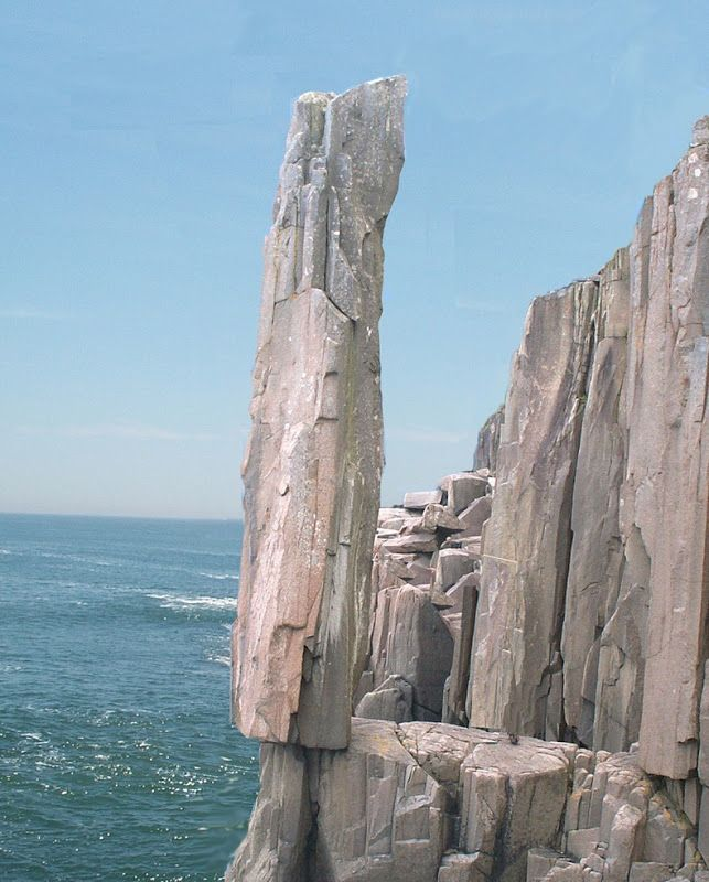 10 famous balancing rocks around the world. One is in Kansas! Who knew?