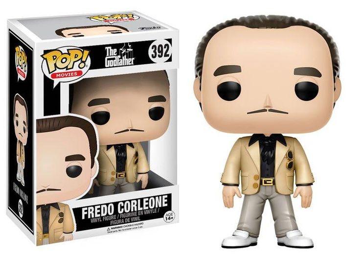POP! Movies #392: The Godfather: FREDO CORLEONE