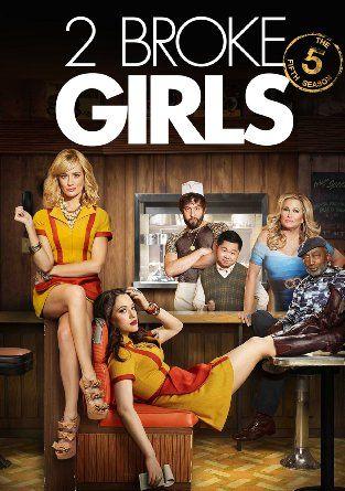 2 Broke Girls - Season 5 [DVD]