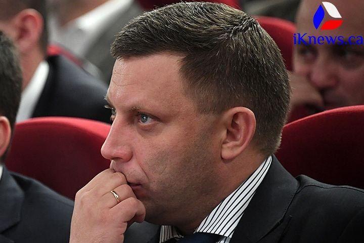 Украинцев возмутилило появление главы ДНР в Кремле