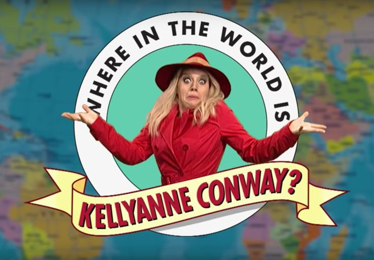 'SNL' mocks Kellyanne Conway for her lack of public appearances after multiple media controversies