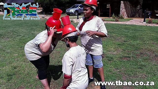 Nedbank Private Wealth Tribal Survivor Team Building Cape Town