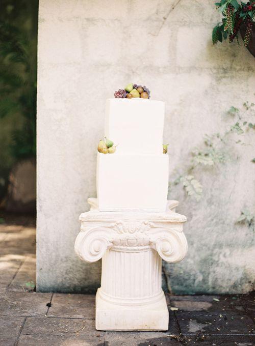Cake presentation | An Italian Collaboration — Roost