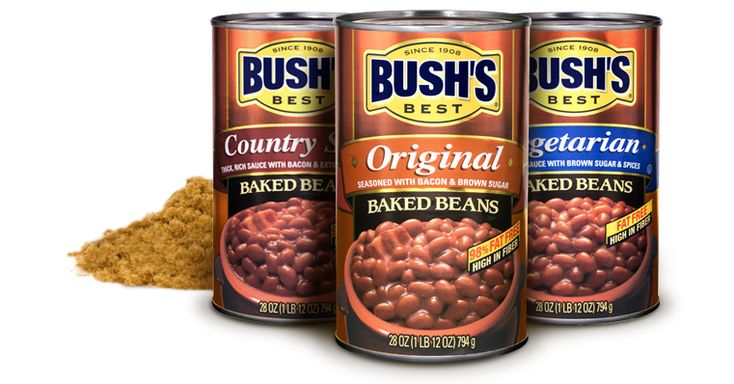 Bush's Baked Beans Made in Tennessee
