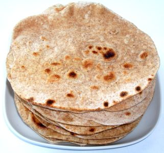 Chapati - Paine indiana fara drojdie