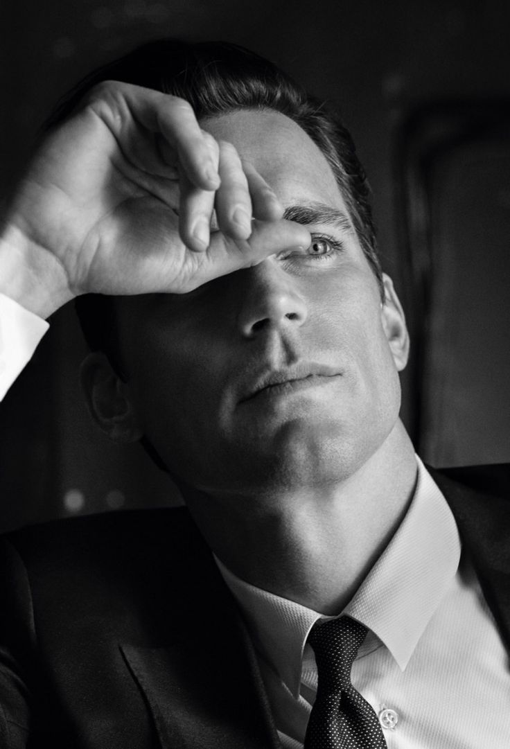 GIORGIO ARMANI UNVEILS NEW MADE TO MEASURE IMAGES Matt Bomer
