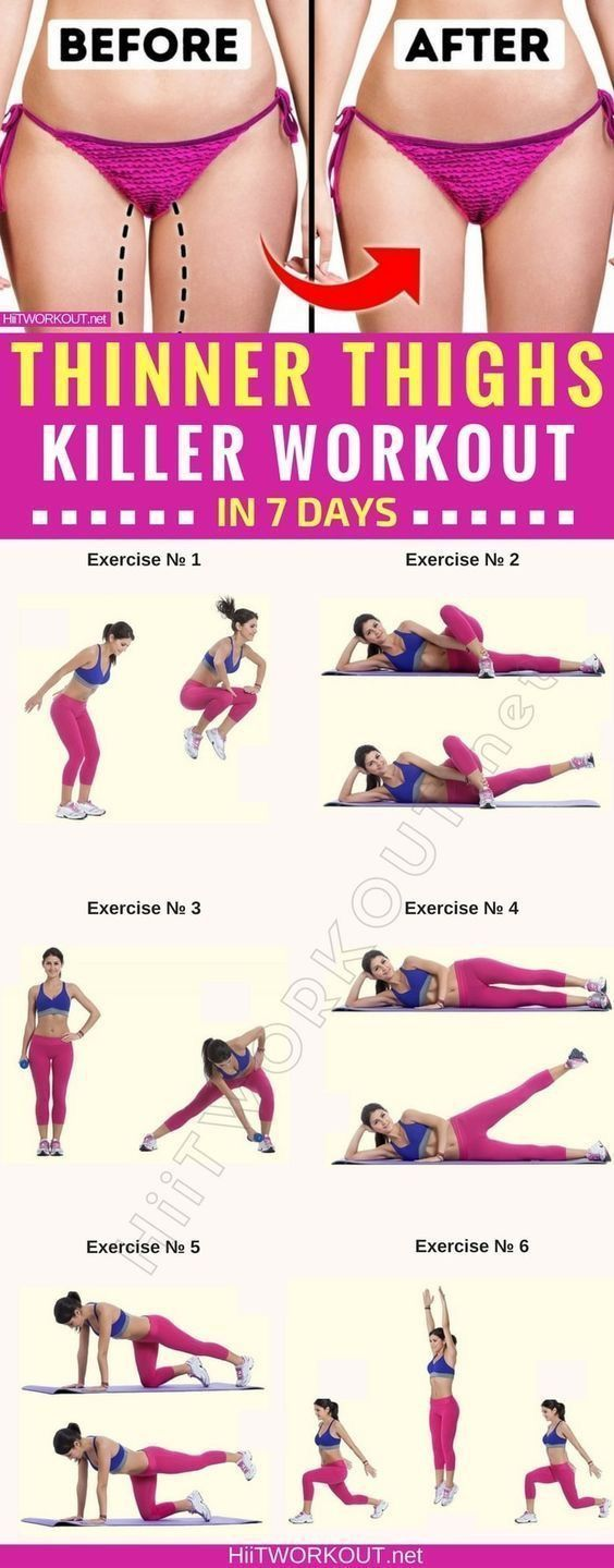 Thinner Tights workout | Exercises To Tighten Buttocks And Thighs | How To Reduc…
