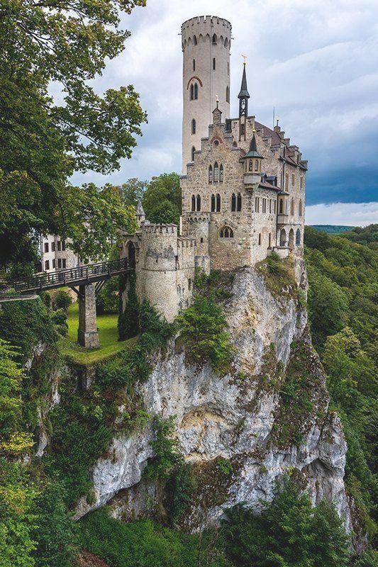 Lichtenstein Castillo, Bosque Infeliz, Alemania, La