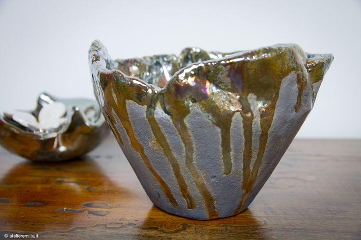 I nostri manufatti Raku sono tutti pezzi unici.... rings and necklaces handmade raku pottery. I Tesori Coloniali Reggio Emilia Italy #collane #raku #ceramica #ceramicaraku #itesoricolonial #handmade