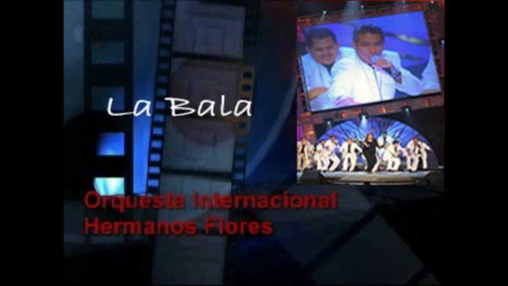 Los Hermanos Flores - La Bala remix 2012 - Dj Salvadoreño 503