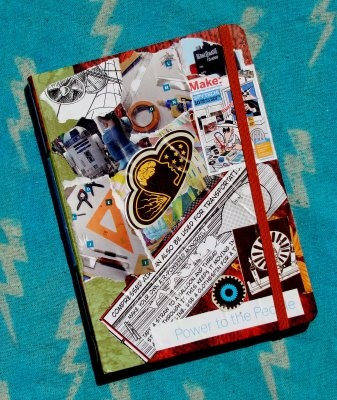 Vickie Howell | Blog: Decoupage Idea Book