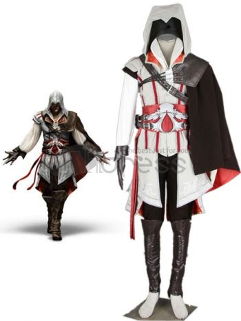 Assassin's Creed Altair Game Cosplay Costume, great worth.