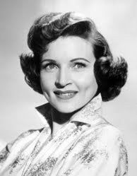 1940's hair - Betty White | Girls Night In Vintage Glam ...