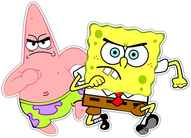 Best Fridge Stickers Images On Pinterest Fridge Stickers - Spongebob car decals