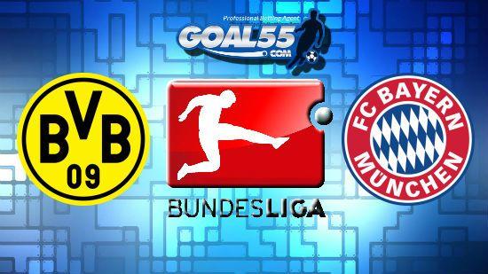 Prediksi Bola Borussia Dortmund Vs Bayern Munchen, Prediksi Borussia Dortmund Vs Bayern Munchen, Prediksi Skor Bola Borussia Dortmund Vs Bayern Munchen, Borussia Dortmund Vs Bayern Munchen
