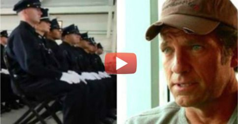 """In light of the recent ambushes, attacks and assassinations of police officers, """"Dirty Jobs"""" host and work ethic promoter Mike Rowe wants everyone to check out a video from the late conservative radio commentator Paul Harvey. It's called """"Policeman,"""" and if you haven't seen it, you owe it to yourself to take two minutes out …"""