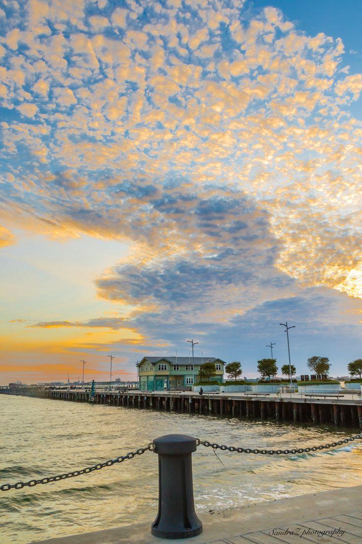 Port Melbourne Pier -SandraZ