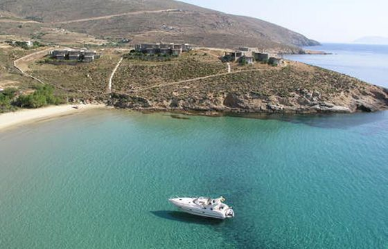 Cycladia Swim | Serifos Psili Ammos Beach
